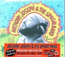 ANTHONY JOSEPH & THE SPASM BAND - BIRD HEAD SON - CD (NUOVO SIGILLATO) DIGIPACK
