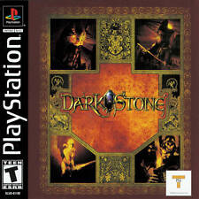Darkstone - PS1 PS2 Complete Playstation Game