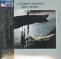 TONY BANKS-A CURIOUS FEELING-JAPAN MINI LP BLU-SPEC CD G88