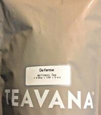 🌈☕ NEW! RARE! HTF! TEAVANA 2OZ DEFENSE WELLNESS LOOSE LEAF SEALED TEA BAG! 🍑🌈