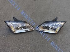 Pair FRONT Bumper HEAD LAMP HEAD LIGHT FOR FORD FOCUS 2005