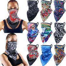 Лицевая маска бандана Пейсли шарф-труба солнцезащитный экран шейный платок Балаклава головной убор