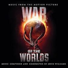 JOHN WILLIAMS (FILM COMPOSER) - WAR OF THE WORLDS [MUSIC FROM THE MOTION PICTURE