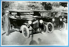 "12 By 18"" Black & White Picture 1925 Dodge New Touring Cars For Sale"