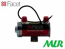 FACET RED TOP ELECTRIC FUEL PUMP FOR CARBURETTORS CARBS 200+BHP RTW506 MLR.DA