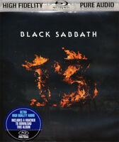 BLACK SABBATH - 13, ORG 2014 EU BLU-RAY AUDIO + DOWNLOAD, NEW - SEALED!