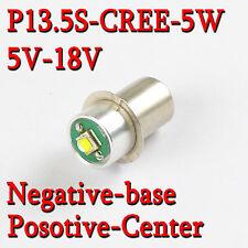 PR2 PR3 6000K CREE Maglite LED Bulb 5V-18V Magnum Star Torch FLAHSLIGHTOZ SELLER