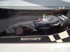 1:18 Minichamps BMW Sauber F1.07 R.Kubica 2007 100070010