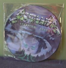 "Metallica ""Creeping Death"" Pic Disk 12"" NM UK Orig Megadeth Slayer"