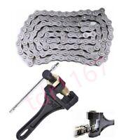 415 110L Chain + Chain Splitter Breaker f. 2 Stroke Motorized Bicycle Bike ebike