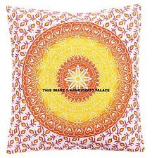 Indian Ombre Bohemian Mandala Throw Pillow Case Sofa Cushion Cover Home Decor