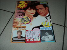 7 EXTRA 91/47 (18/11/92) SHANNEN DOHERTY LUKE PERRY DADDY K IAN ZIERING DR ALBAN
