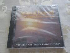 VASARI SINGERS - SONGS OF FAREWELL - JEREMY FILSELL - 1997 GUILD GMCD 7132