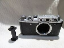 ZORKI 1 (I) vintage Russian Leica M39 mount camera BODY only  2604
