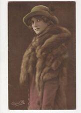 Gladys Cooper Actress Vintage Postcard 532a
