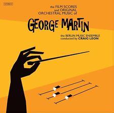 George Martin - The Film Scores & Original Orchestral Music (NEW CD)