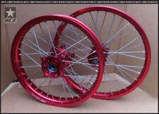 Recambios Yamaha color principal rojo para motos