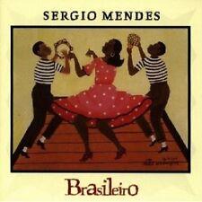 SERGIO MENDES - BRASILEIRO CD POP 14 TRACKS NEU