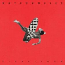 DUTCH UNCLES Big Balloon CD