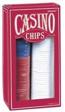 150 FICHES Casino Party Decorazione POKER ROULETTE Black Jack Las Vegas