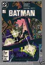 Batman #406 by Frank Miller & Signed by Denny O'Neil W/COA Year One Part 3 DC