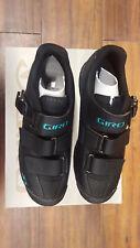 Giro Terradura Mountain Shoes - Women's - Black/Dynasty Green