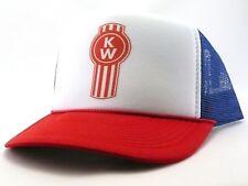 Kenworth trucks Trucker Hat mesh hat snapback hat RWB new semi truck hat