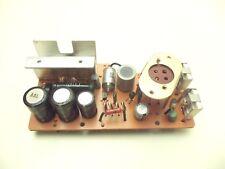 AKAI 4000 DB REEL TO REEL PARTS - board - power supply  LE-5021
