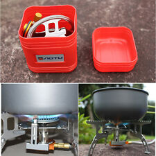 Folding Portable Gas-Burner Fishing Outdoor Cooking Camping Picnic Cook Stove