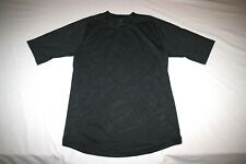 Adidas Climalite Training Shirt Base Layer Men L Gray New
