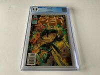 IRON FIST 1 CGC 9.8 WHITE PAGES AWESOME COVER MARVEL COMICS 1996