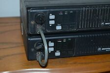 motorola maxtrac UHF 40 watt 32 channels gmrs repeater HAM repeater radio