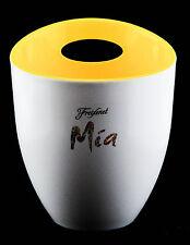 Freixenet Mia, Sekt, Flaschenkühler, Eiswürfelbehälter, gelbe Ausführung