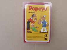 Popeye - Quartett  -  Nr. 59922 - von FX Schmid - -alt