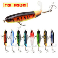 9820 Details about  /Maria Duck Dive F190 Popper Stickbait Floating Lure B01H