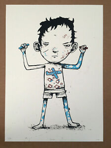 DRAN Tiens - Livres (Books) - UNIQUE hand-finished print - ABCD'Air show edition