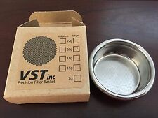 Espresso Maker Filter Basket - VST Precision Insert Basket - 20g Ridged