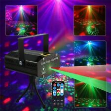 Mini Projector Stage Laser Light Party KTV DJ Disco Club Light Christmas Lamp