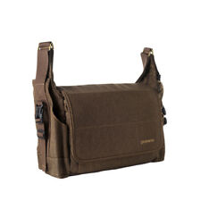 Promaster Cityscape 130 Small DSLR Camera Courier Bag - Hazelnut Brown #8713