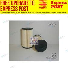 Wesfil Fuel Filter WCF112 fits Volkswagen Passat 2.0 TDI (3C2),2.0 TDI (3C5)