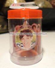 ONE DIRECTION Cell/Headphone/Necklace LOUIS Charm 1D Double Sided COLLECTIBLE