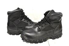 IM-95 Rocky Boots: 6167 Alpha Force Waterproof Composite Toe Duty SIZE 9W