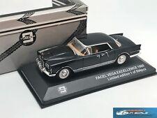 Facel Vega Excellence black/silver underline 1960 TRIPLE 9 43031  1:43