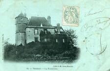 Carte VASCOEUIL La Forestière Belle maison La teinte recto verso