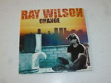 RAY WILSON - Change - 13-track UK CD LP Promo