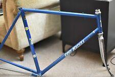 Vintage 1985 Eddy Merckx Professional Road Bike Racing Frameset Columbus