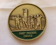 Geocoin Club - August 2005 - First Finders Dance - New Unactivated Geocoin