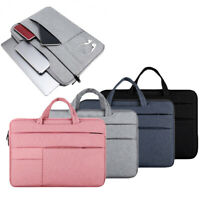 12-15.6Inch Case Notebook Cover Shockproof Laptop Bag For MacBook HP Dell Lenovo