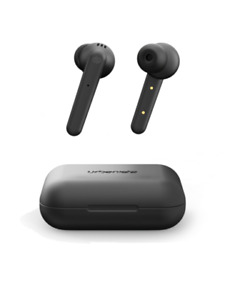 Urbanista Paris True Wireless Kopfhörer In-Ear Bluetooth Headset Schwarz
