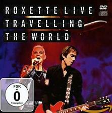 Roxette - Live Travelling the World - CD/DVD - New